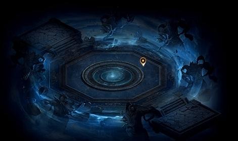 有趣的网页游戏《七战》冥王试炼挑战极限