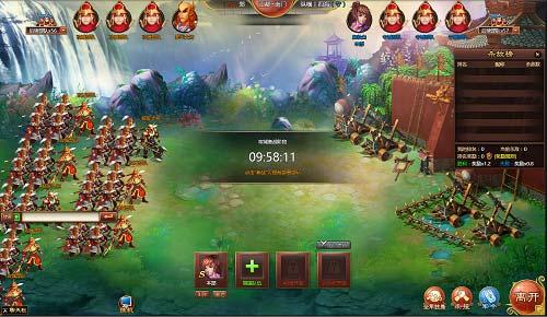 策略类网页游戏《大唐盛世》热血国战,万事俱备就差您了