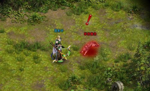 新开的小时候玩的网页游戏《神曲4》兽人平原揭秘_登陆就送神圣经验书