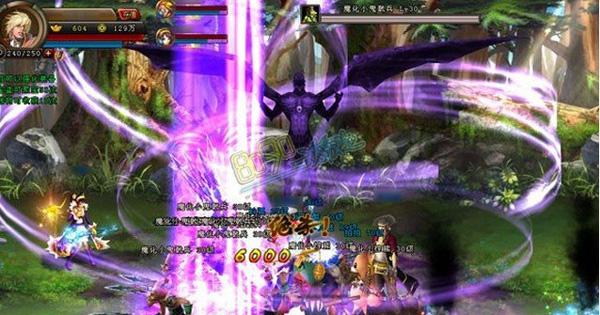 有趣的网页游戏《盗魂传》装备升级_新区送灵气